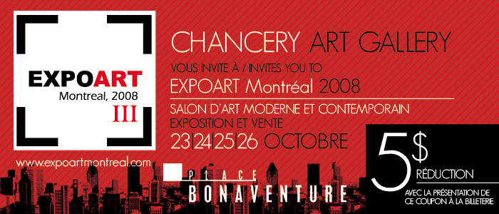 Chancery Art Gallery - EXHIBITIONS